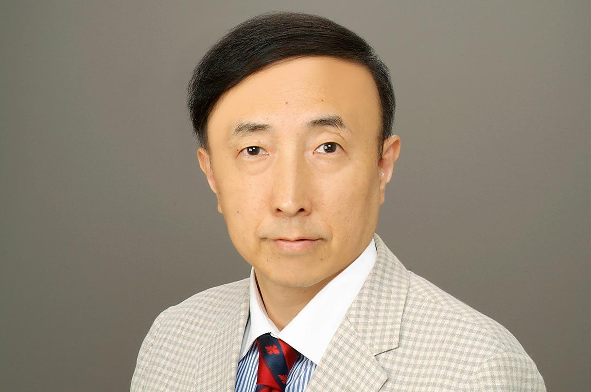 Dr Koji Hasegawa