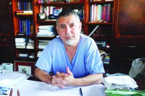 Dr Petros Agathangelou
