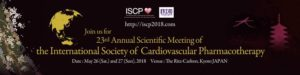 ISCP 2018 conference