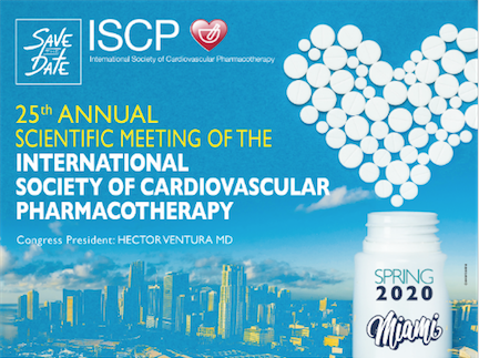 <br>ISCP Annual Meeting 2020, Miami