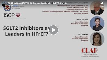SGLT2 Inhibitors as Leaders in HFrEF?