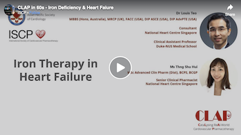 Iron Therapy in Heart Failure