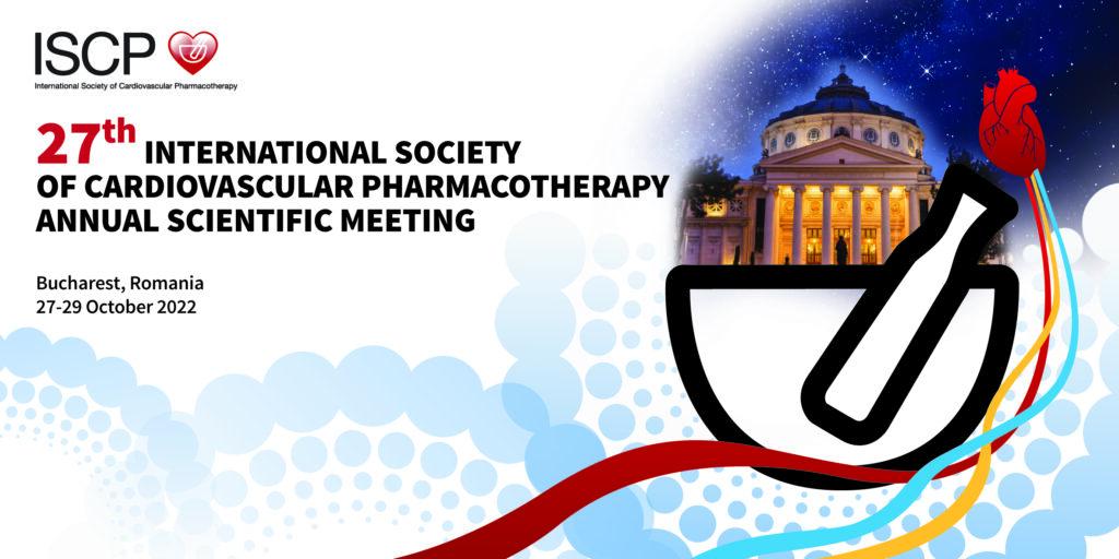 ISCP Bucharest 2022 Meeting banner