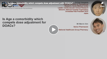 Is Age a Comorbidity which Compels Dose Adjustment with DOACs?